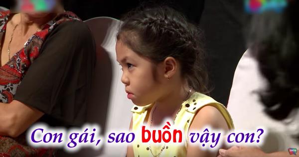Câu trả lời gây xúc động của cô bé 5 tuổi khi được hỏi ''Con có muốn mẹ lấy chồng không?'' tại Bạn muốn hẹn hò