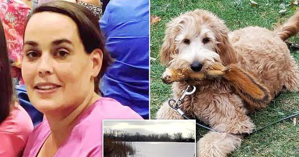 """Bà mẹ 3 con chết đuối dưới hồ băng khi cố giải cứu chú chó cưng, cư dân mạng hỏi """"Có đáng không?"""""""