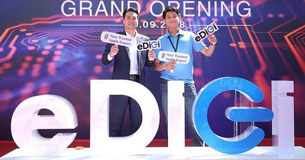 Cùng Phillip Nguyễn và chuyên gia Apple khám phá một ngày của doanh nhân tại eDiGi