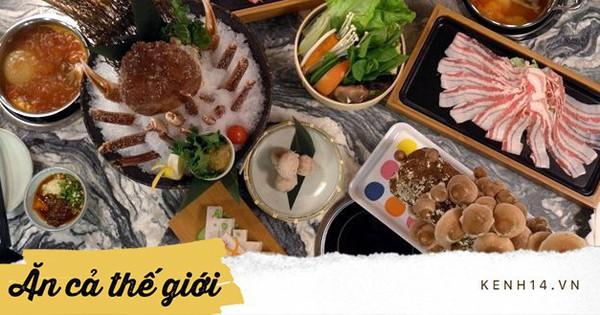 Nhà hàng lẩu hữu cơ đầu tiên ở Thượng Hải gây ấn tượng khi cho thực khách tự thu hoạch rau ngay tại bàn