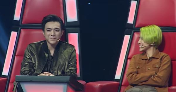 Giọng hát Việt nhí: Xuất hiện bản Mashup HongKong1 - Thằng điên khiến Soobin Hoàng Sơn bối rối