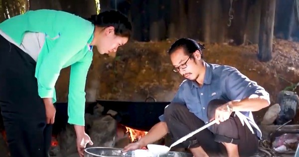Chuyện của Daniel Nguyễn Hoài Tiến - Chàng Việt kiều Mỹ trở về quê hương giúp đỡ bà con dân tộc miền núi và mong uớc được cấp quốc tịch Việt
