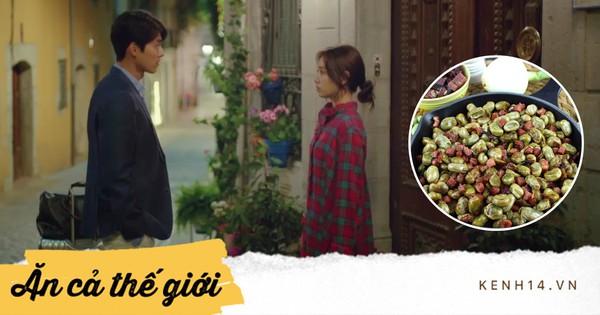 Anh Hyun Bin (Yoo Jin Woo) ở Granada bao lâu thế mà quên ăn bao nhiêu món ngon này à?