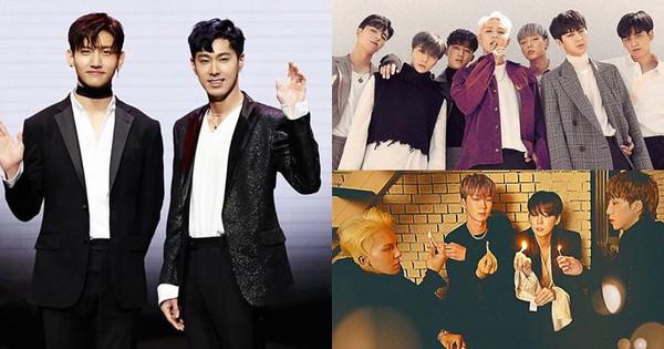 Nửa cuối tháng 12: Kpop vẫn nóng hừng hực với màn kẹp bánh mì của YG dành cho SM