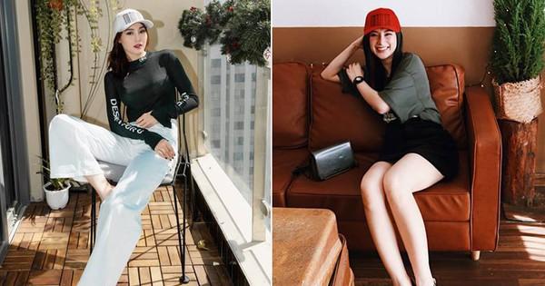 Cạch nhau là thế, bỗng nhiên Ninh Dương Lan Ngọc và Angela Phương Trinh lại có điểm chung lạ kỳ trong street style