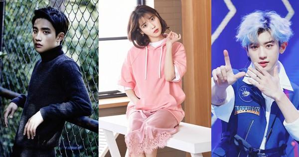 Top 5 thần tượng tỏa sáng trên màn ảnh xứ Hàn năm 2018: EXO