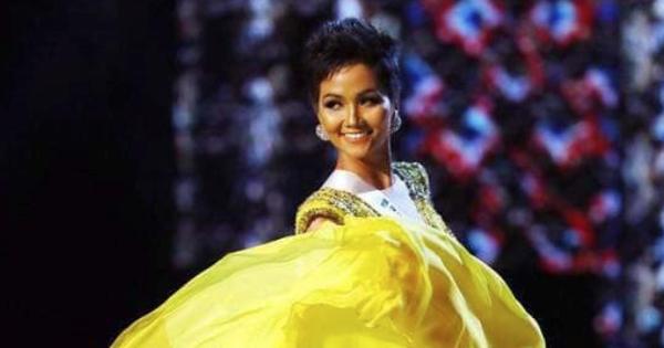 H'Hen Niê lần đầu tiết lộ lý do thực hiện màn xoay váy đỉnh cao trên sân khấu Bán kết Miss Universe 2018
