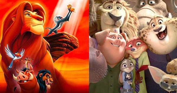 5 bộ phim hoạt hình hay ho về động vật mà ai cũng nên xem một lần trong đời