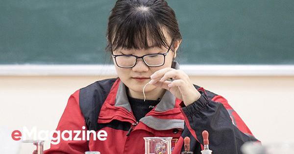 Nguyễn Phương Thảo: Từ fan cuồng Kpop đến người có điểm thi Olympic Sinh học Quốc tế cao nhất thế giới