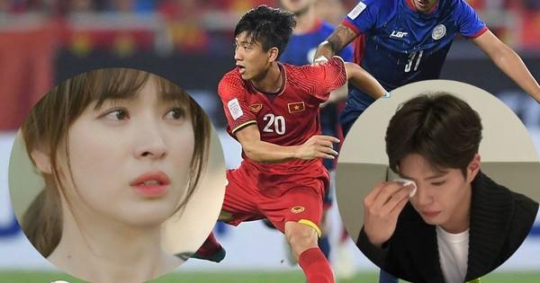 Tuyển bóng đá Việt Nam lên sóng, netizen Hàn hoàn toàn