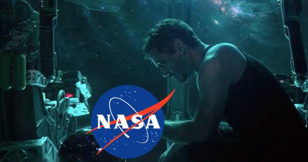 NASA kêu gọi fan ngừng nhắn tin đòi đi cứu… Iron Man?