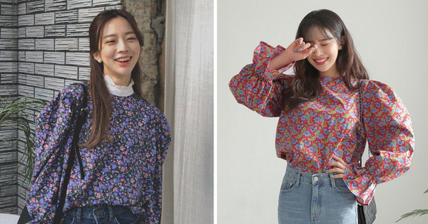 """Nếu không thích mặc váy nhưng vẫn muốn có set đồ thật điệu diện Tết, bạn hãy thử công thức xinh xắn đang cực """"hot"""" tại Hàn này"""