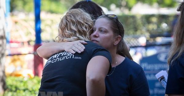 Tổng thống Trump sẽ đến thăm các nạn nhân trong vụ xả súng ở Florida