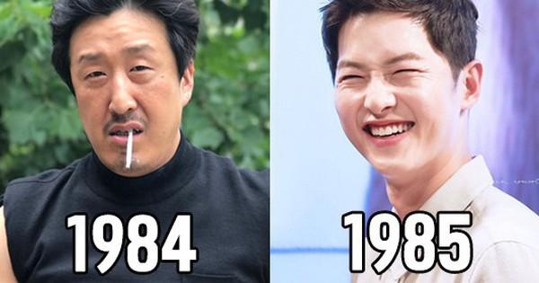 Không thể tin nam diễn viên Hàn Quốc tưởng đã ngoài 50 này chỉ hơn Song Joong Ki… 1 tuổi!