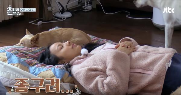 Đây là cách chồng Hyori tận tình chăm sóc khi vợ bị bệnh!