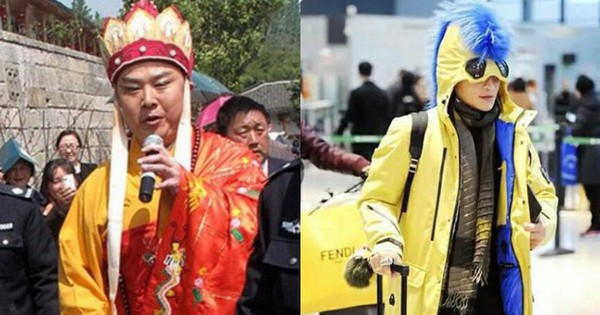 """Sao Cbiz lỗi thời: """"Đường Tăng"""" đi hát hội chợ kiếm tiền, """"Nhĩ Thái"""" kéo fame bằng hình ảnh gây sốc"""