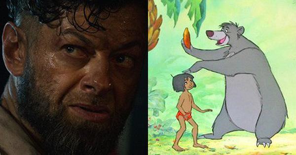 """""""Cậu Bé Rừng Xanh"""" của Andy Serkis sẽ đen tối hơn hẳn phiên bản Disney"""