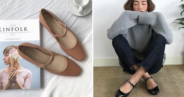 Đừng chỉ diện sneaker mãi, các nàng mau tậu thêm một đôi Mary Jane xinh xắn phối đồ gì cũng thấy dễ thương này đi