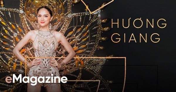 Hương Giang, thậm chí không cần là Hoa hậu, bạn vẫn là một niềm tự hào!