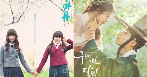"""5 cặp phim Hàn không thể tin lại cùng chung biên kịch, cặp 3, 4 khiến nhiều fan """"tự vả"""""""
