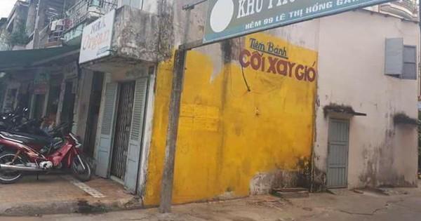 Bức tường vàng Cối xay gió nổi tiếng Đà Lạt bất ngờ có phiên bản mini ở Tiền Giang