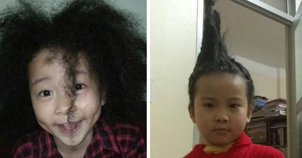Gặp gỡ công chúa tóc xù phiên bản Việt còn chất hơn cả trong phim
