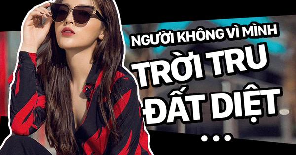"""Ngoài Hoa hậu, Kỳ Duyên còn xứng đáng đạt danh hiệu nữ hoàng sưu tầm """"quote"""" của showbiz Việt!"""