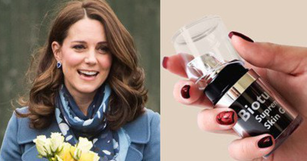 Đây chính là bí quyết đẹp hơn mỗi ngày ngay cả khi bầu bí của Công nương Kate Middleton