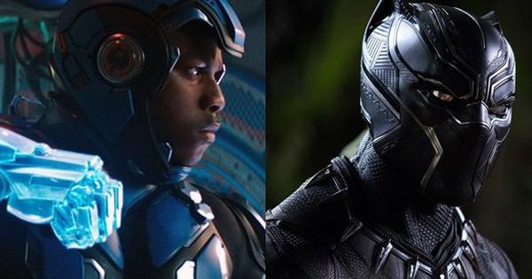 """""""Pacific Rim: Uprising"""" hạ bệ """"Black Panther"""" trên bảng xếp hạng phòng vé cuối tuần."""