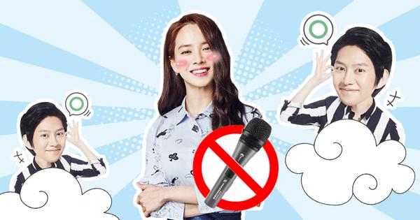 Song Ji Hyo sợ trò chuyện trên radio là tại… Heechul (Super Junior)