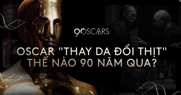 Từ Oscar 2018, nhìn lại 90 năm thăng trầm của giải thưởng điện ảnh danh giá bậc nhất thế giới