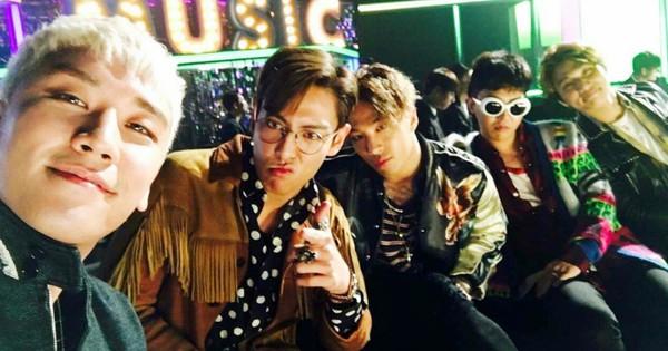 Cả 5 thành viên Big Bang đáng lẽ sẽ được tại ngũ cùng thời điểm nếu không vì lý do này của Seungri
