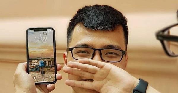 Hàng loạt thanh niên khoe tóc iPhone X vừa mát vừa bắt trend để chào hè 2018