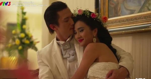 Vừa lên xe hoa lần hai, Ba Trang (Kim Tuyến) suýt lâm vào kiếp góa phụ