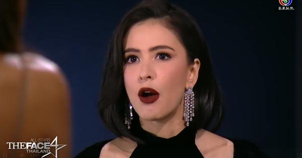 """Điệu như HLV """"The Face Thái"""": Chạy ra đổi màu son rồi vô thông báo không loại thí sinh nào"""