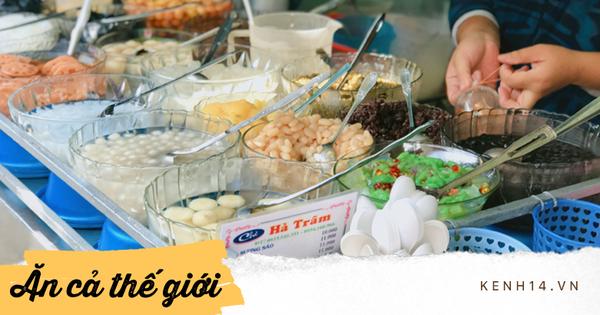 Ăn mãi không sợ hết tiền ở khu ăn vặt giá rẻ Xóm Chiếu - Sài Gòn