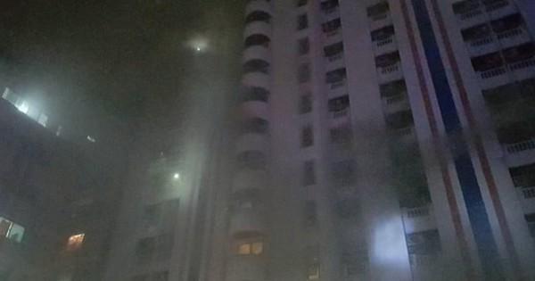 Bangkok: Cháy chung cư, 3 người thiệt mạng, nhiều người Việt bị thương