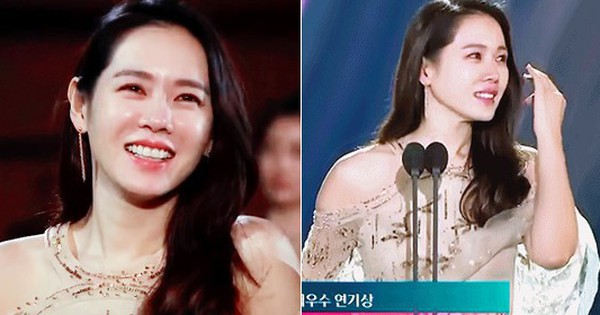 """Nhờ """"Chị Đẹp"""", loạt khoảnh khắc đẹp đến khó tin của Son Ye Jin tại Baeksang 2017 hot trở lại"""
