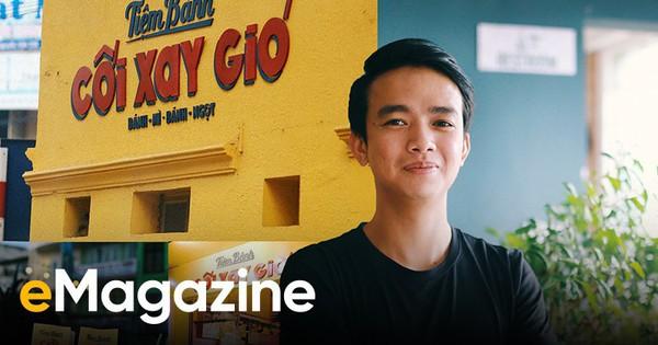 Câu chuyện hành trình của chàng trai 29 tuổi biến bức tường Cối Xay Gió thành biểu tượng mới ở Đà Lạt