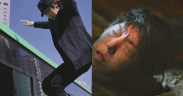 Lee Jun Ki – Mĩ nam thích… tự chôn sống mình, chuyên trị cảnh hành động không cần đóng thế