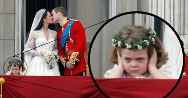 Cô bé cáu kỉnh trong đám cưới của công nương Kate và hoàng tử William cách đây 7 năm giờ ra sao?