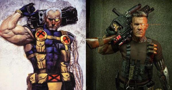 """Cable là ai mà lợi hại tới mức Deadpool phải lập đội để """"đánh hội đồng"""" trong """"Deadpool 2""""?"""