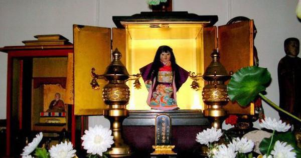 Chuyện kỳ bí về con búp bê có tóc liên tục mọc dài trong đền thờ cổ ở Nhật Bản