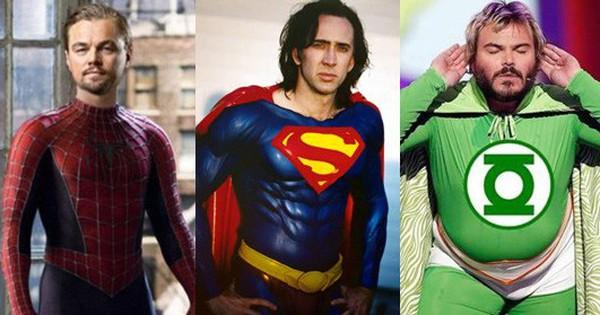"""6 dự án siêu anh hùng dị nhất """"xém"""" được thực hiện, cái tên cuối suýt thay đổi lịch sử """"Deadpool""""!"""