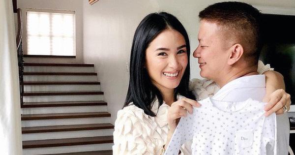 Vừa bị soi lấy chồng 3 năm chưa có con, phu nhân nghị sĩ Philippines, bạn thân Tăng Thanh Hà liền khoe mới mang bầu