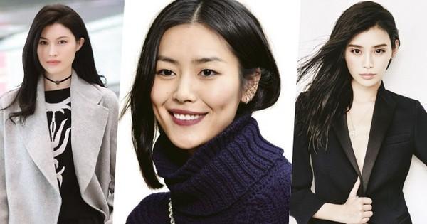 Top 10 siêu mẫu xứ Trung đình đám thế giới do Forbes bầu chọn: Liu Wen giữ ngôi vương khó ai tranh chỗ