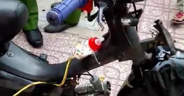 """Bắt nhóm """"quái xế"""" đua xe ở Sài Gòn, Cảnh sát bị tông thương tích"""