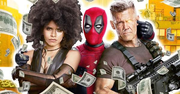 """""""Deadpool 2"""" lập kỷ lục phim 18+ có doanh thu mở màn cao nhất rạp Việt"""