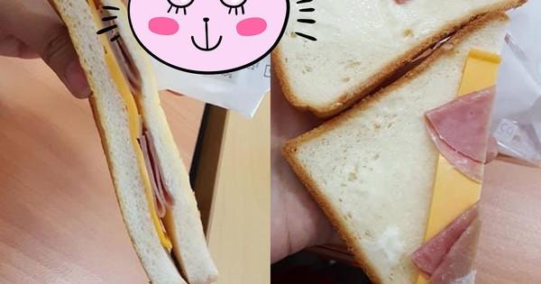Góc cảnh giác: Đặt mua bánh trên mạng, cô gái nhận được chiếc sandwitch lừa tình nhất MXH