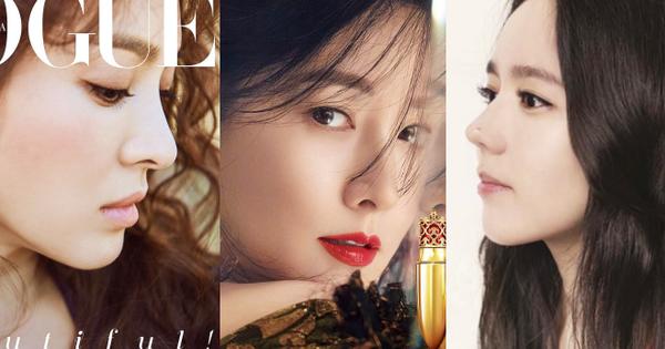 Góc nghiêng của dàn quốc bảo nhan sắc xứ Hàn: Đẹp như Song Hye Kyo, Lee Young Ae có đánh bại được Han Ga In?